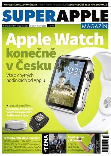 SuperApple Magazín - 2/2016 - Elektronický časopis