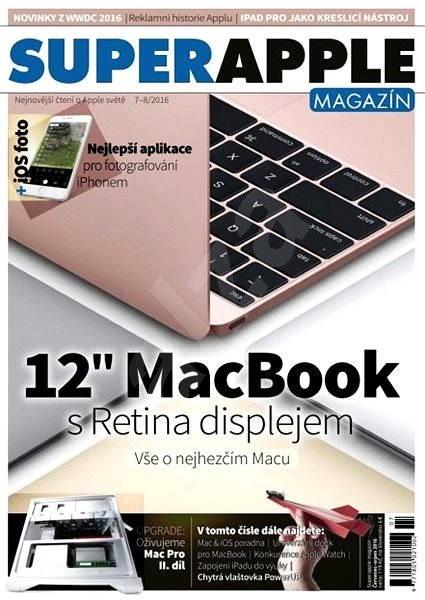 SuperApple Magazín - 4/2016 - Elektronický časopis