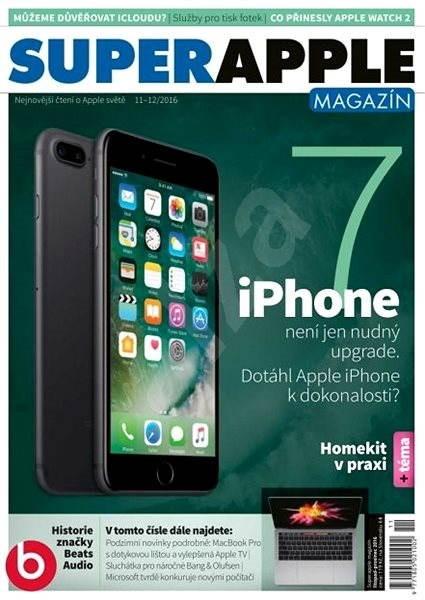 SuperApple Magazín - 6/2016 - Elektronický časopis