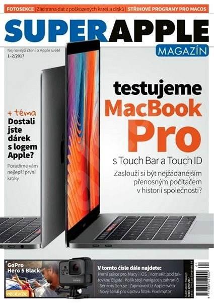 SuperApple Magazín - 1/2017 - Elektronický časopis