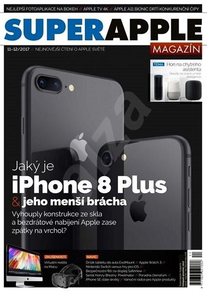SuperApple Magazín - 6/2017 - Elektronický časopis