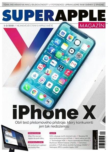 SuperApple Magazín - 1/2018 - Elektronický časopis