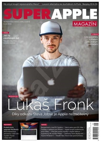SuperApple Magazín - 5/2019 - Elektronický časopis