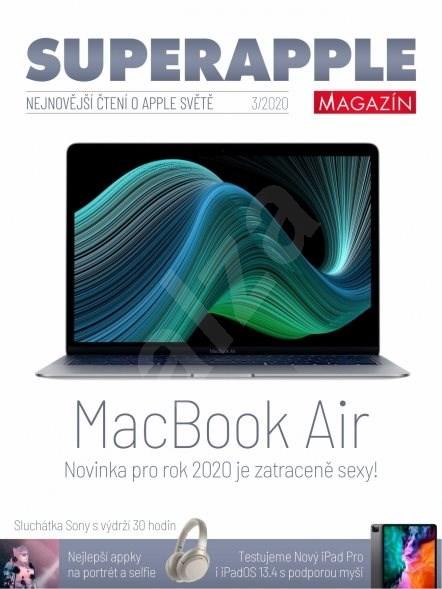 SuperApple Magazín - 3/2020 - Elektronický časopis
