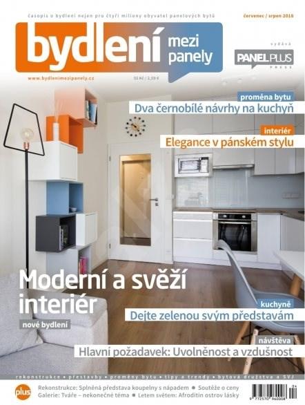 Bydlení mezi panely - červenec / srpen 2018 - Elektronický časopis