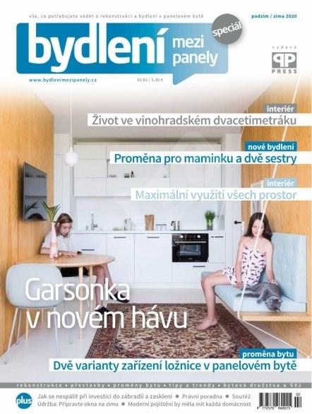Bydlení mezi panely - speciál podzim/zima 2020 - Elektronický časopis