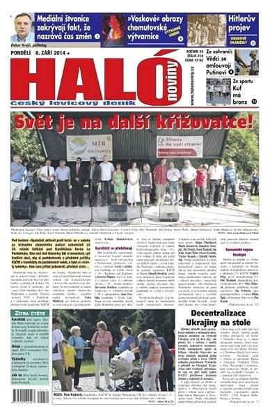 Haló noviny - 08_09_2014 - Elektronické noviny