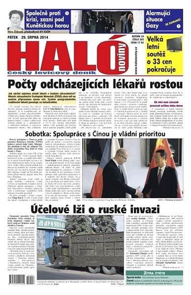 Haló noviny - 29_08_2014 - Elektronické noviny