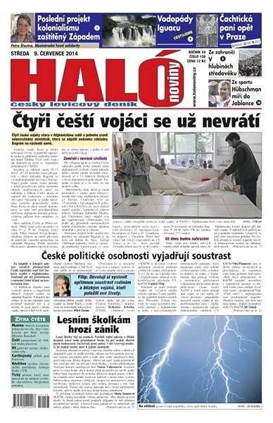 Haló noviny - 09_07_2014 - Elektronické noviny