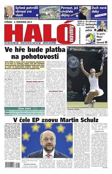Haló noviny - 02_07_2014 - Elektronické noviny