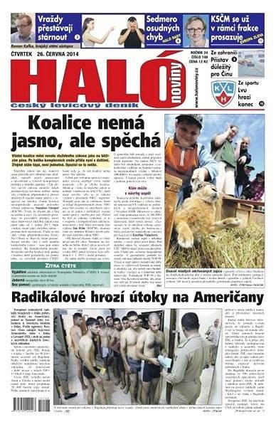 Haló noviny - 26_06_2014 - Elektronické noviny