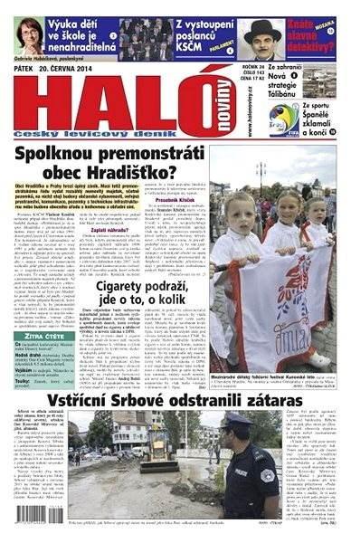 Haló noviny - 20_06_2014 - Elektronické noviny