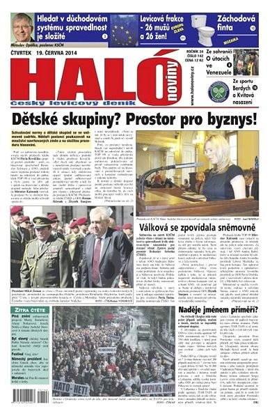 Haló noviny - 19_06_2014 - Elektronické noviny