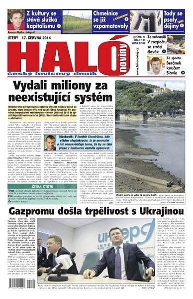 Haló noviny - 17_06_2014 - Elektronické noviny