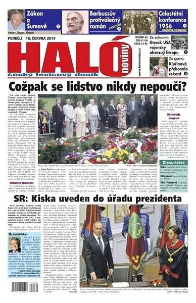 Haló noviny - 16_06_2014 - Elektronické noviny