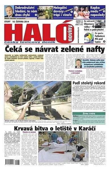 Haló noviny - 10_06_2014 - Elektronické noviny