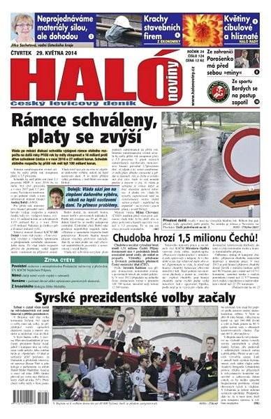 Haló noviny - 29_05_2014 - Elektronické noviny