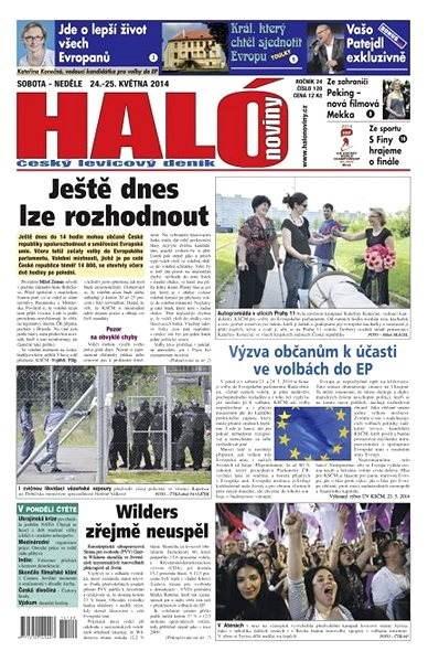 Haló noviny - 24_05_2014 - Elektronické noviny