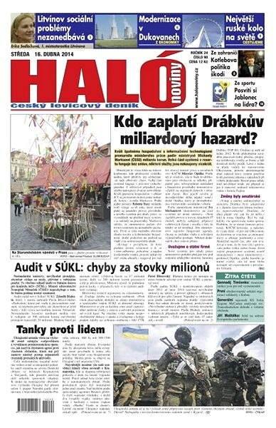 Haló noviny - 16_04_2014 - Elektronické noviny
