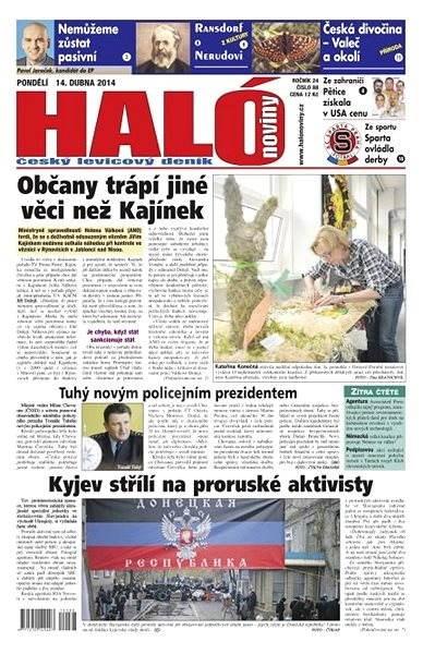 Haló noviny - 14_04_2014 - Elektronické noviny