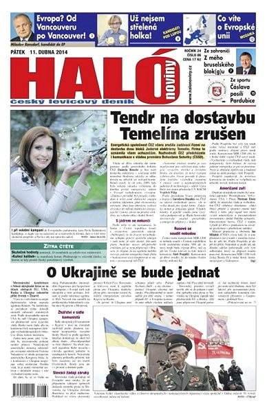 Haló noviny - 11_04_2014 - Elektronické noviny