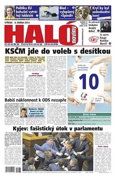 Haló noviny - 09_04_2014 - Elektronické noviny