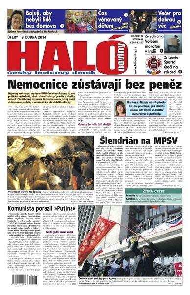 Haló noviny - 08_04_2014 - Elektronické noviny