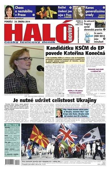Haló noviny - 24_02_2014 - Elektronické noviny