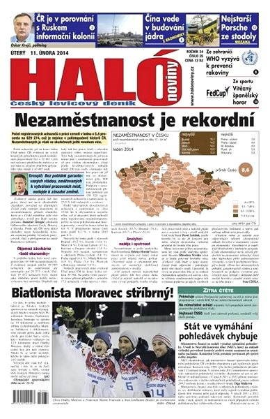 Haló noviny - 11_02_2014 - Elektronické noviny