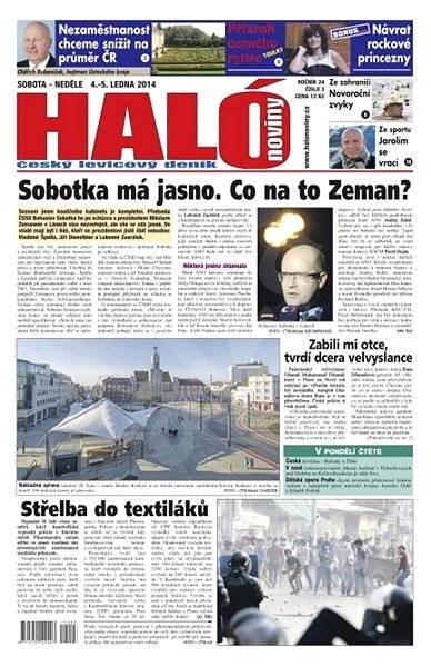 Haló noviny - 04_01_2014 - Elektronické noviny