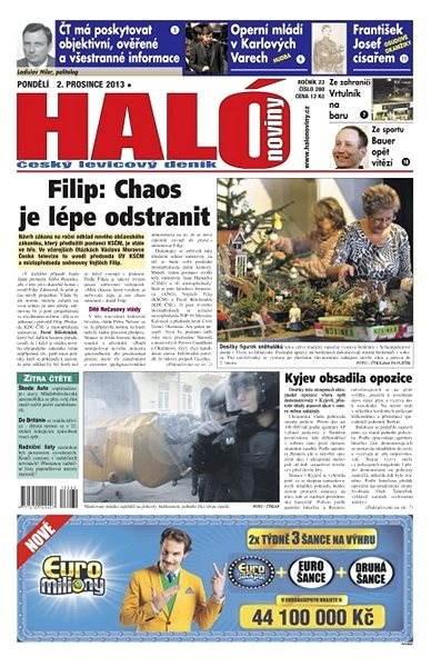 Haló noviny - 02_12_2013 - Elektronické noviny