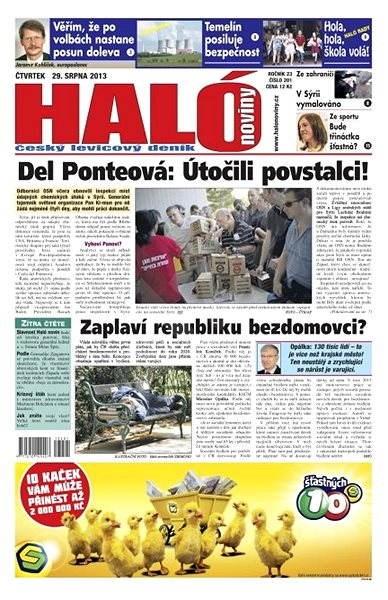Haló noviny - 29_08_2013 - Elektronické noviny