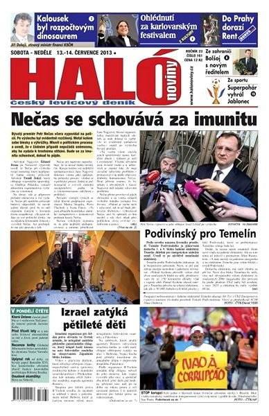 Haló noviny - 13_07_2013 - Elektronické noviny