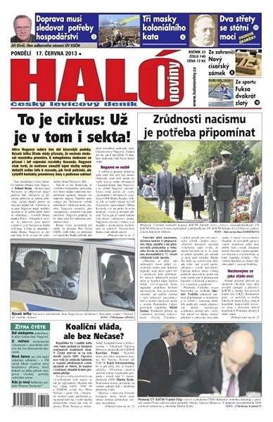 Haló noviny - 17_06_2013 - Elektronické noviny
