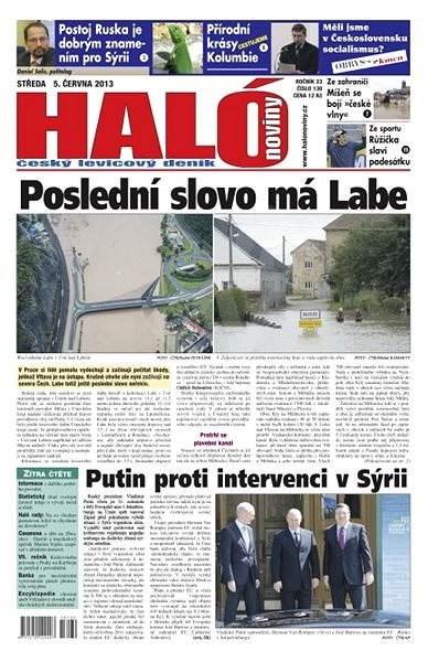 Haló noviny - 05_06_2013 - Elektronické noviny