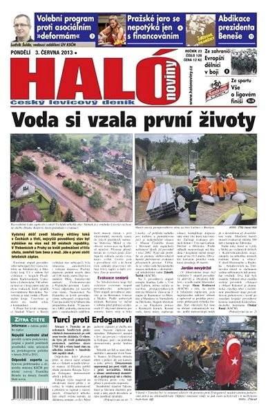 Haló noviny - 03_06_2013 - Elektronické noviny