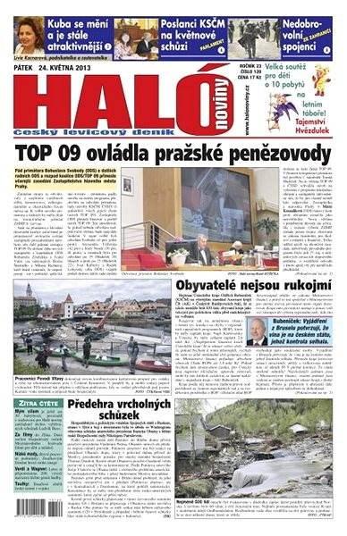 Haló noviny - 24_05_2013 - Elektronické noviny
