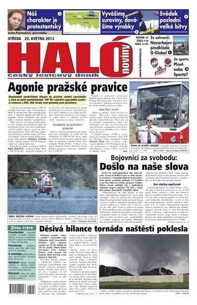 Haló noviny - 22_05_2013 - Elektronické noviny