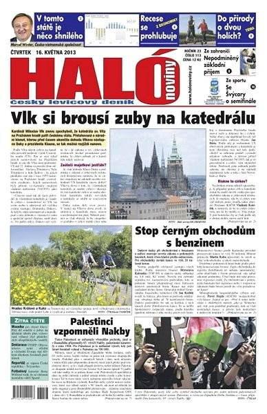 Haló noviny - 16_05_2013 - Elektronické noviny
