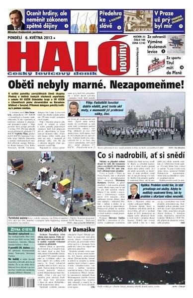 Haló noviny - 06_05_2013 - Elektronické noviny