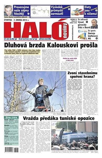 Haló noviny - 07_02_2013 - Elektronické noviny