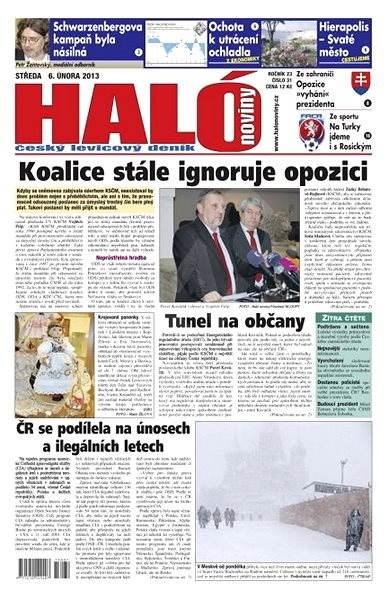 Haló noviny - 06_02_2013 - Elektronické noviny