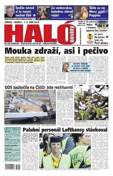 Haló noviny - 01_09_2012 - Elektronické noviny