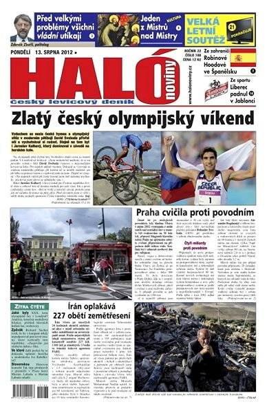 Haló noviny - 13_08_2012 - Elektronické noviny