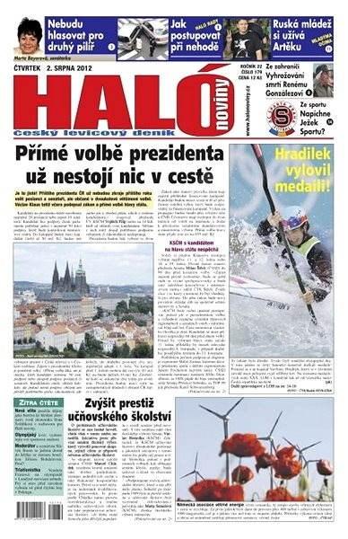 Haló noviny - 02_08_2012 - Elektronické noviny