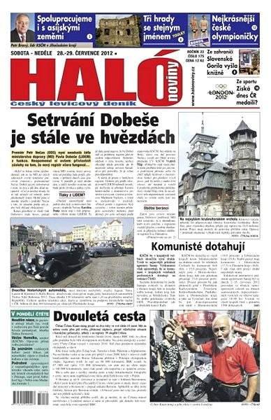 Haló noviny - 28_07_2012 - Elektronické noviny