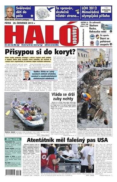 Haló noviny - 20_07_2012 - Elektronické noviny