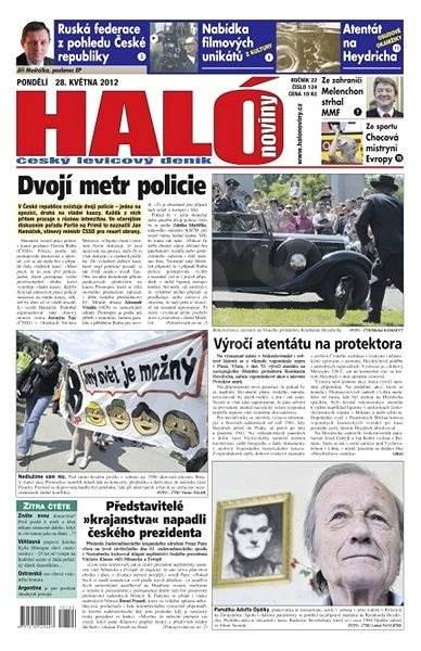 Haló noviny - 28_05_2012 - Elektronické noviny