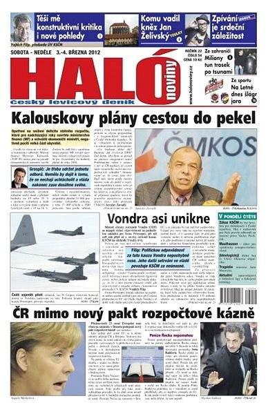Haló noviny - 03_03_2012 - Elektronické noviny