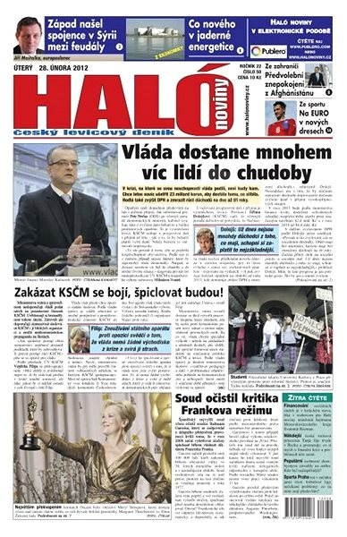 Haló noviny - 28_02_2012 - Elektronické noviny